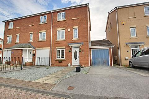4 bedroom semi-detached house for sale - Woodheys Park, Kingswood, Hull, East Yorkshire, HU7