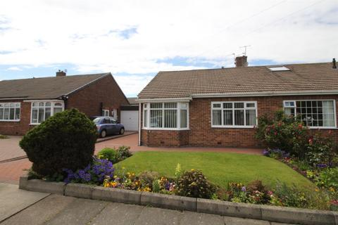 2 bedroom semi-detached bungalow for sale - Worcester Way, Wideopen, Newcastle Upon Tyne