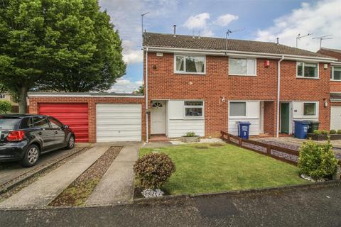 2 bedroom semi-detached house for sale - Gatwick Court, Newcastle Upon Tyne