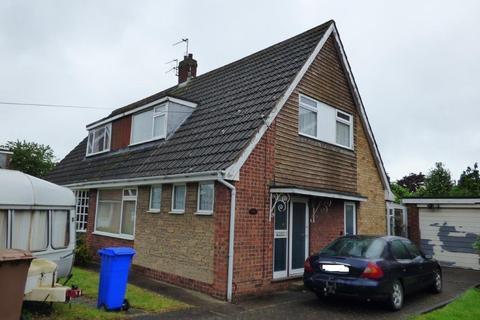 3 bedroom semi-detached bungalow for sale - Beechdale, Cottingham
