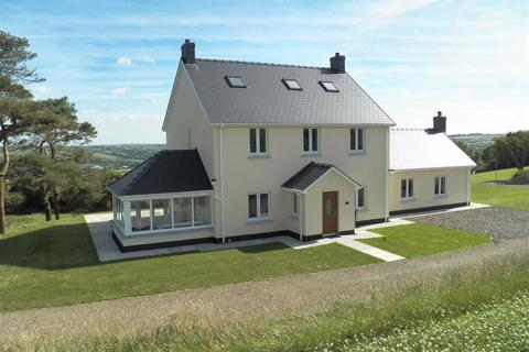 4 bedroom property with land for sale - TEGRYN, Pembrokeshire