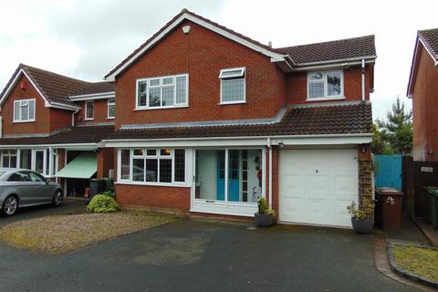 4 bedroom detached house for sale - Willowside, Shelfield, Walsall