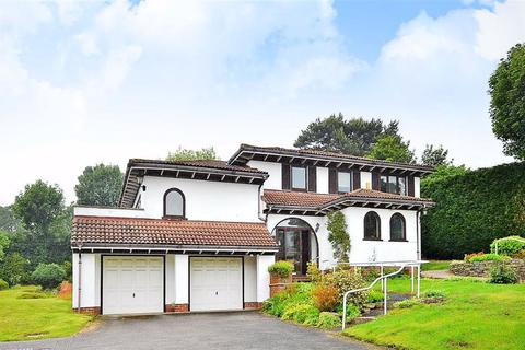 5 bedroom detached house for sale - Stumperlowe Hall Chase, Sheffield, Yorkshire
