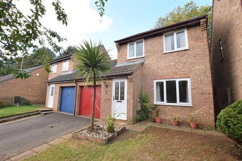 3 bedroom link detached house for sale - Springfield Way, Oakham