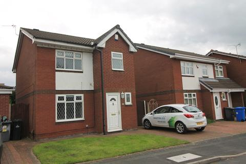 3 bedroom detached house for sale - Burnsall Drive, Hough Green, Widnes