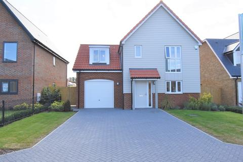 4 bedroom detached house for sale - The Hever, Mulberry Place Phase 2, Cockreed Lane