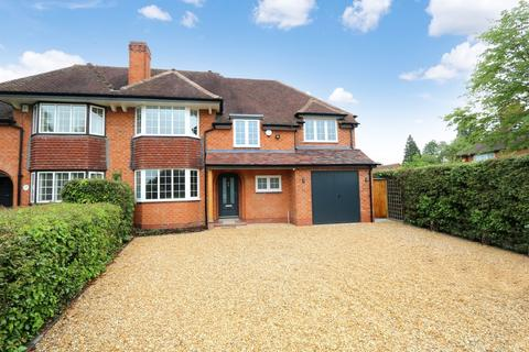 4 bedroom semi-detached house for sale - Grange Road, Dorridge