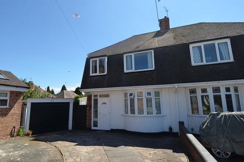 3 bedroom semi-detached house for sale - Oakwood Drive, Kings Heath , Birmingham, B14