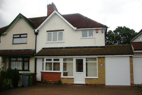 3 bedroom semi-detached house to rent - Lode Lane, Solihull, B91 2HN