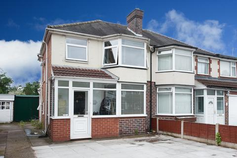 3 bedroom semi-detached house for sale - Ermington Crescent, Hodge Hill