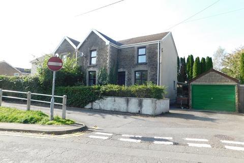 4 bedroom semi-detached house for sale - Arthur Terrace, Pontardawe, Neath Port Talbot.