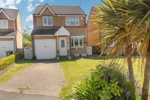3 bedroom detached house for sale - Mitchell Close, Peterlee, Durham, SR8 2QA