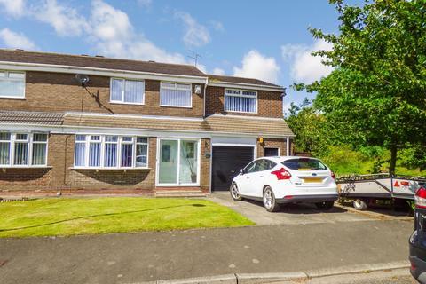 4 bedroom semi-detached house for sale - Sunholme Drive, Wallsend, Tyne and Wear, NE28 9YT