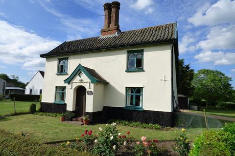 2 bedroom cottage for sale - The Green, Saxlingham Nethergate