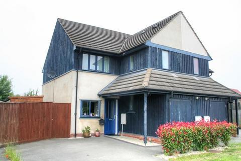 2 bedroom semi-detached house for sale - Grace Crescent, Hardwick