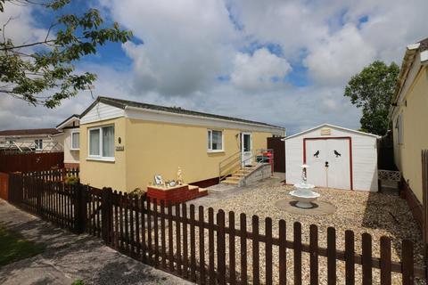 1 bedroom mobile home for sale - Tremarle Home Park, North Roskear, Camborne