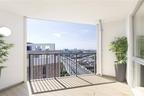 2 bedroom flat for sale - 14.07 Discovery Tower, Hallsville Quarter, Canning Town, London, E16