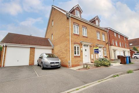 4 bedroom semi-detached house for sale - Meadow Rise, Kingswood, Hull, East Yorkshire, HU7