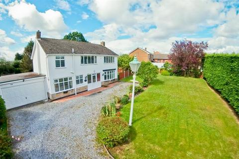 4 bedroom detached house for sale - Middlecroft Road South, Staveley, Chesterfield, S43 3NQ