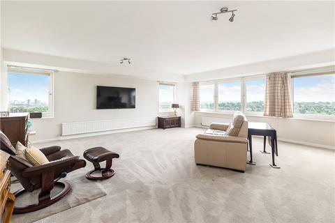 2 bedroom flat for sale - Burghley House, Somerset Road, London, SW19