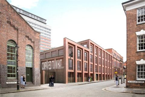 2 bedroom flat for sale - Assay Lofts, Charlotte St, Jewellery Quarter, Birmingham City Centre, B3
