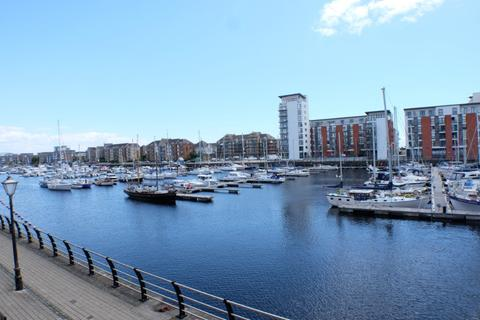 1 bedroom flat to rent - Victoria Quay, Maritime Quarter, Swansea, SA1 3XG