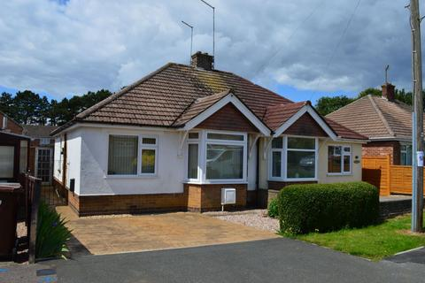 2 bedroom semi-detached bungalow to rent - Lorraine Crescent, Spinney Hill, Northampton NN3 6HW