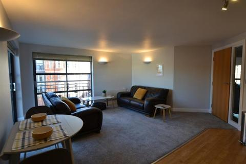 2 bedroom apartment to rent - 82, The Arena, Standard Hill, Nottingham, NG1 6GL