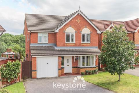 4 bedroom detached house for sale - Llys Pant Derw, Connah's Quay, Deeside. CH5 4QY