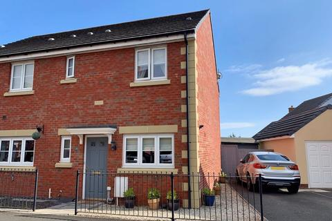 3 bedroom semi-detached house for sale - Ffordd Y Grug Coity Bridgend CF35 6BQ