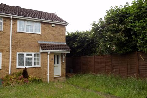 2 bedroom end of terrace house to rent - Epsom Close, Downend, BRISTOL, BS16