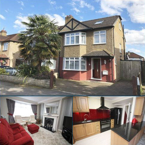 4 bedroom semi-detached house for sale - Templedene Avenue, Staines upon Thames, TW18