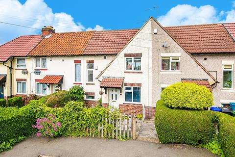 1 bedroom terraced house for sale - 38 Stanton Crescent, Sheffield S12 4XL