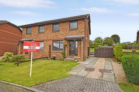3 bedroom semi-detached house to rent - 33 Strone Gardens, Kilsyth