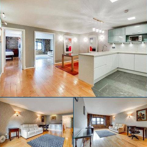 2 bedroom flat for sale - Sanctuary Court, Reardon Path, London, E1W