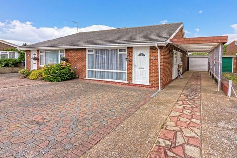 2 bedroom semi-detached bungalow for sale - Brook Way, Lancing