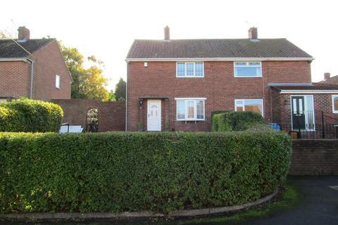 2 bedroom semi-detached house for sale - Bank Avenue, Whickham, Whickham, Newcastle Upon Tyne, NE16 4AF