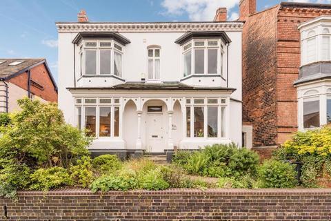 4 bedroom detached house for sale - Kingscote Road, Harborne, Birmingham, B15 3JY