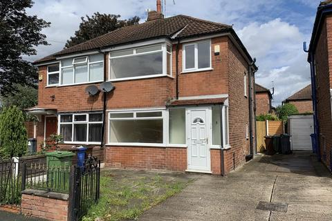 2 bedroom semi-detached house to rent - Compstall Grove, Gorton, Manchester