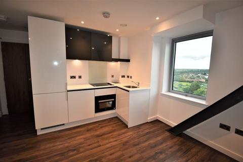 Studio to rent - 9th Floor Churchill Place, Basingstoke
