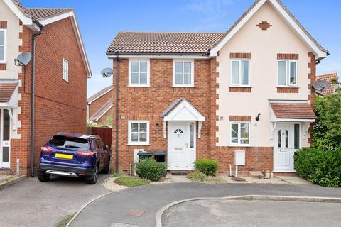 2 bedroom semi-detached house for sale - Park Wood Close, Park Farm, Ashford