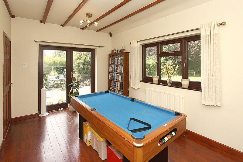 Annexe Leisure Room