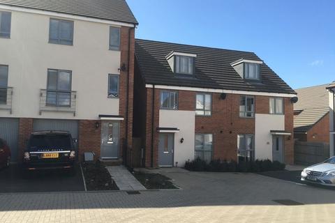 3 bedroom semi-detached house to rent - Barnwood, Bristol