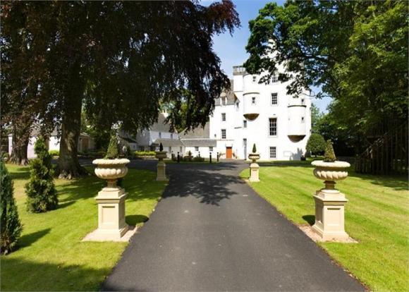 7 Bedrooms Detached House for sale in Castle Gogar, Edinburgh, Midlothian