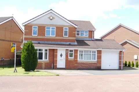 4 bedroom detached house for sale - Berrington Drive, Windsor Gardens, Newcastle Upon Tyne