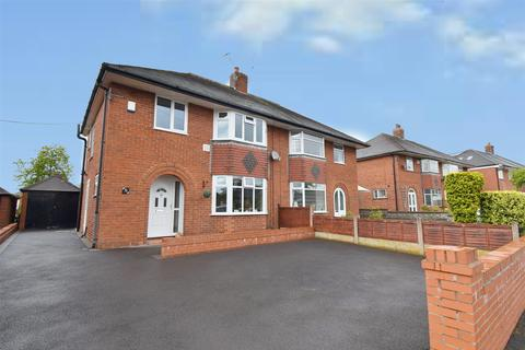 4 bedroom semi-detached house for sale - Poplar Drive, Alsager, Stoke-On-Trent