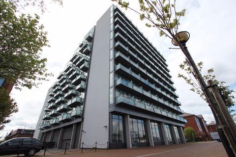 Studio to rent - Abito Salford Quays - 9th Floor