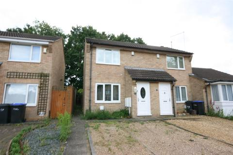 1 bedroom semi-detached house for sale - Barley Hill Road, Northampton