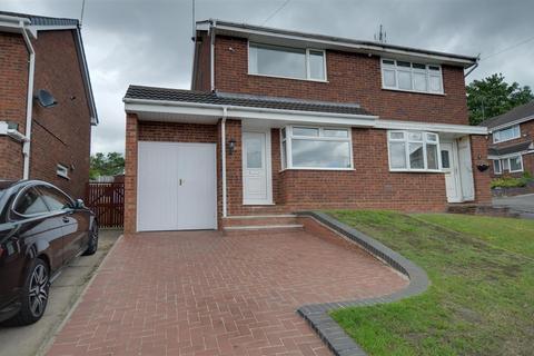 2 bedroom semi-detached house for sale - Beverley Hill, Hednesford, Cannock