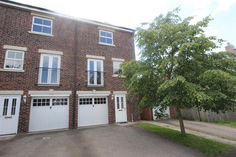 4 bedroom townhouse for sale - Nursery Lane, Merrybent, N/r Darlington
